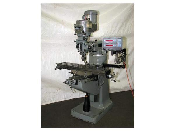 Bridgeport Vertical Milling Machine,