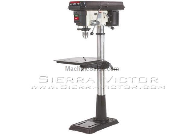 "15"" JET® Floor Mount Drill Press"