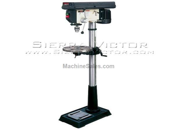 "16-1/2"" JET® Floor Mount Drill Press"