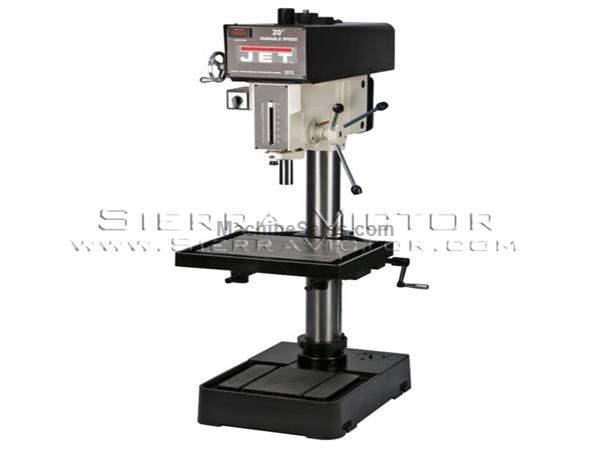 "20"" JET® Variable Speed Drill Presses"