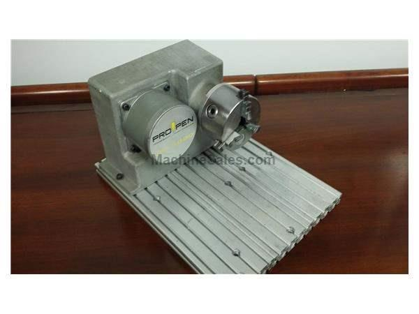 Used Propen DP3000 4th Axis Rotary Device for P3000