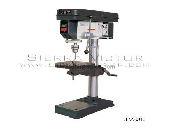 "15"" JET® Step Pulley Drill Press"