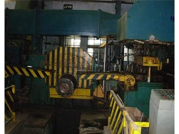 FLAT PRODUCTS EQUIPMENT 4-HIGH REVERSING COLD ROLLING MILL