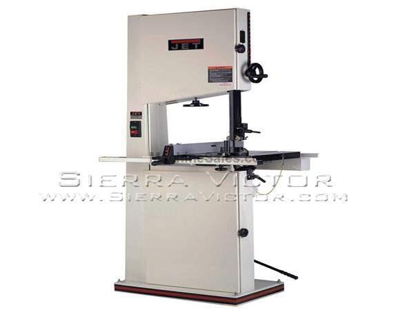 "18"" JET® Metal / Wood Vertical Bandsaw"
