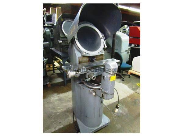 "14"" Screen Jones & Lamson PC14A OPTICAL COMPARATOR"