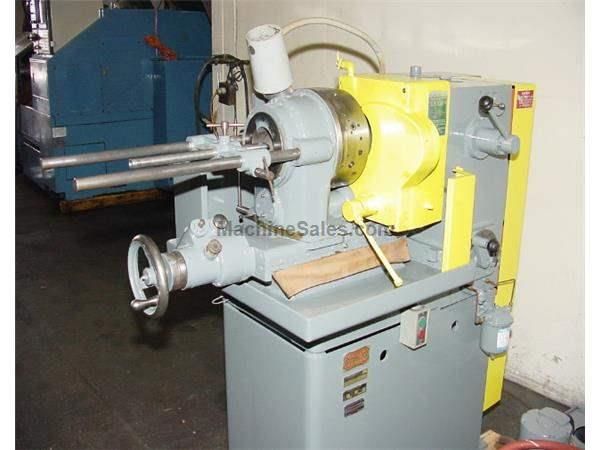 "3"" Dia. Oliver 600 DRILL GRINDER, AUTO INFEED, SCROLL CHUCK, COOLANT"