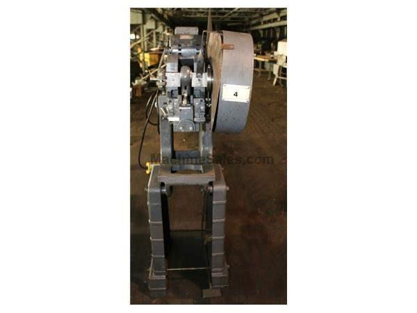 "5 Ton 1.25"" Stroke Rousselle 0F OBI PRESS, Mechanical Clutch"