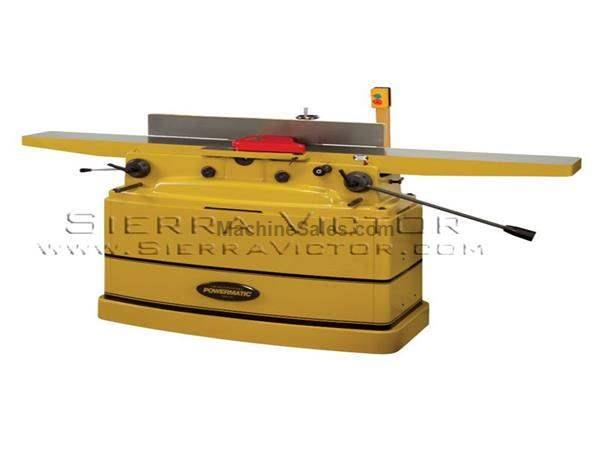 "8"" POWERMATIC® Parallelogram Jointers"