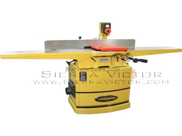 "8"" POWERMATIC® Jointers"