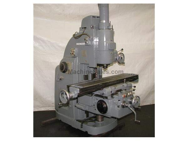 "Cincinnati Vertical Milling Machine, 14"" x 65"" Table"