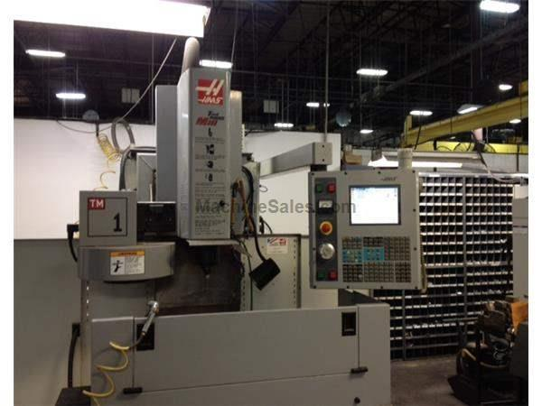 Haas TM-1 Vertical Milling Machine
