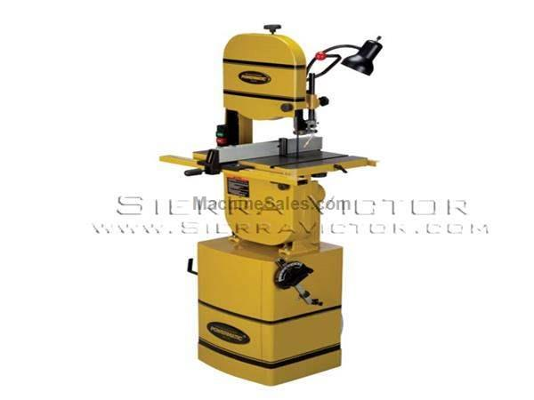 "14"" POWERMATIC® PWBS Woodworking Bandsaw with Stand"