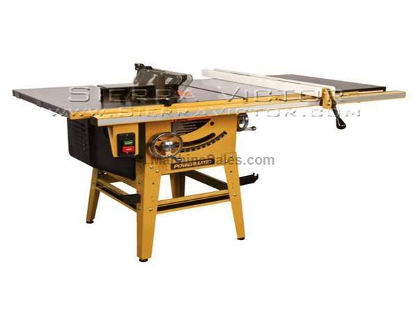 "10"" POWERMATIC® 64B Table Saws"