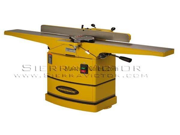 "6"" POWERMATIC® Deluxe Jointers"