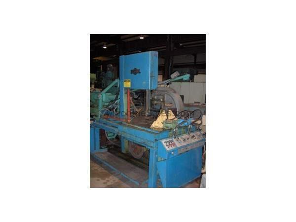 Doall TF-2021M Vertical Bandsaw