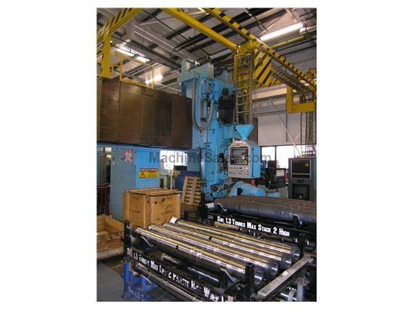 Droop & Rein Vertical Boring Mill