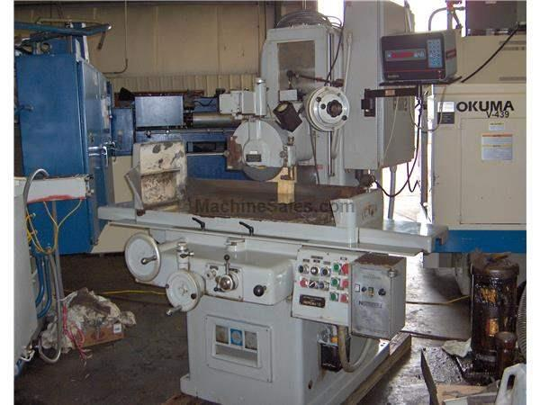 Gallmeyer & Livingston 373 Surface Grinder