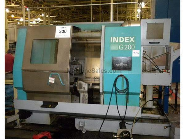 Index G200 Turning Lathe