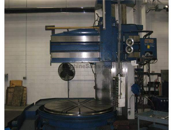 Toshiba Shibaura TSS 20/40 A Single Column Vertical Boring Mill