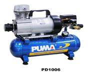 3/4 HP PUMA® Professional Oil Less Air Compressor