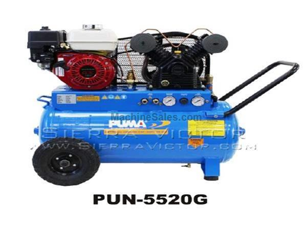5.5 HP PUMA® Professional/Commercial Gas-Powered Air Compressors