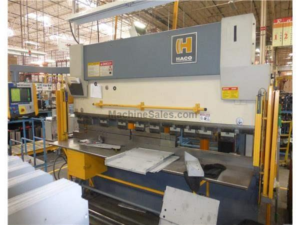 Haco Atlantic ERM-120-10 Hydraulic Press Brake 4 axis