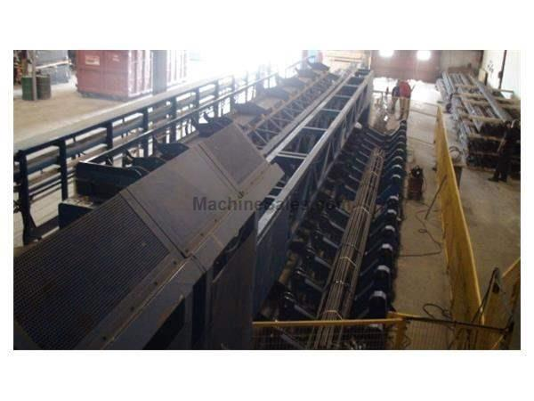 AWM Roll Mat Reinforced Bar Production Line