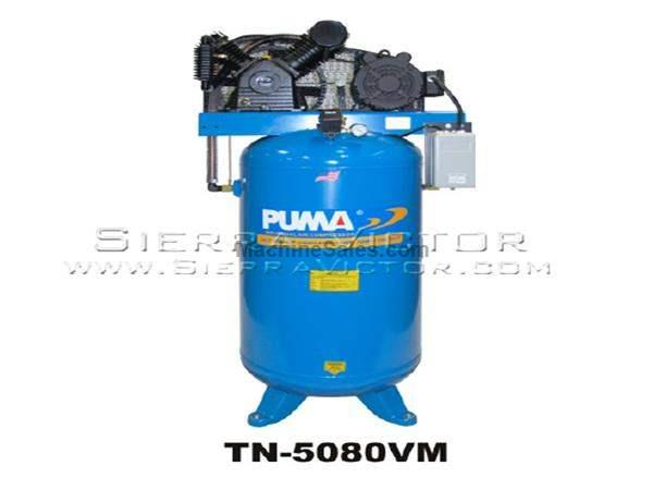 5 HP PUMA® Commercial Air Compressors