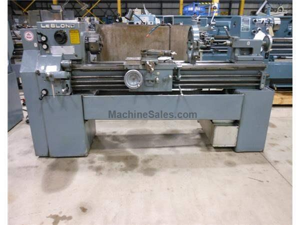 "LEBLOND REGAL ENGINE LATHE, 15"" X 60"""