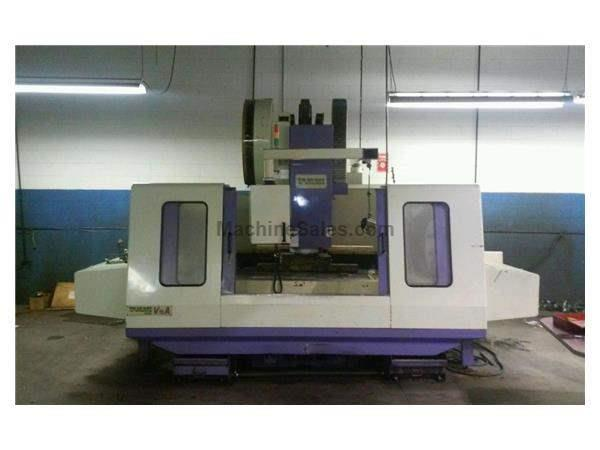 TAKUMI V-15A VERTICAL MACHINING CENTER