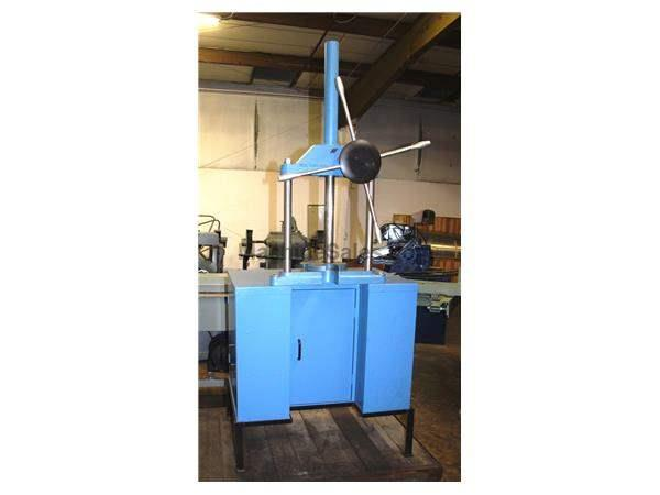 "3 Ton x 20"" MARLCO® Two Speed Broaching Hand Press"