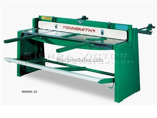 "37"" x 16 ga TENNSMITH® Foot-Squaring Shear"