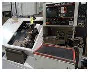 CITIZEN CINCOM F20 AUTOMATIC SWISS TYPE SCREW MACHINE
