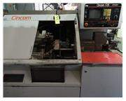CITIZEN CINCOM F25 AUTOMATIC SWISS TYPE SCREW MACHINE