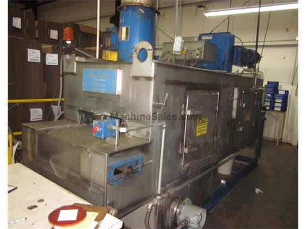 Cincinnati Industrial Parts Washer