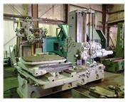 "4"" Used Giddings & Lewis Table Type Horizontal Boring Mill"