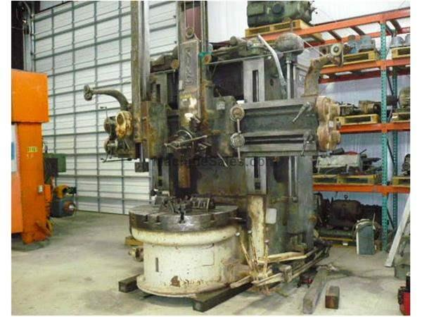 "52"" Used King Vertical Boring Mill"