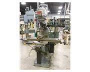 """Bridgeport Series I 2-Axis CNC Vertical Mill, Proto Trak Control, 9"""" x"""