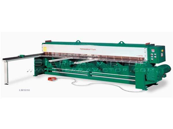 "121"" x 10 ga TENNSMITH® Low-Profile Mechanical Shear"