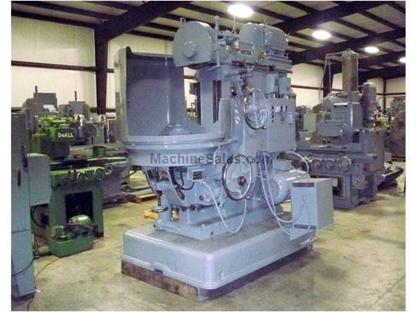 "30"" Arter Rotary Surface Grinder Horizontal Spindle"