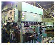 """60"""" x .250"""" cut to length line, two Voss 6-Hi levelers, complete"""