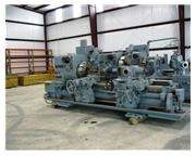4 L Used Gisholt Saddle Type Turret Lathe