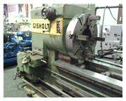 5L Used Gisholt Saddle Type Turret Lathe