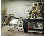 SCMI, model TECH99 CNC machining center (Pod & Rail)