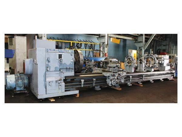 "46"" Swing 276"" Centers LeBlond 4025NK-32 ENGINE LATHE, Threading, Taper, 4-Jaw, (2) Steady Rests, 60 HP,"