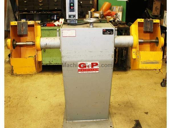 2Hd Heads G & P Grinding & Polishing VS-500 BUFFER POLISHER