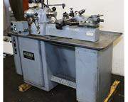 "9"" Swing Hardinge DSM-59 SECOND OP LATHE, Air Actuated collet Closer,Vari-Speed, Tool"