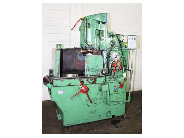 "16"" Chuck 15HP Spindle Blanchard 11-16 ROTARY SURFACE GRINDER, later model neutrofier, wet base machine"
