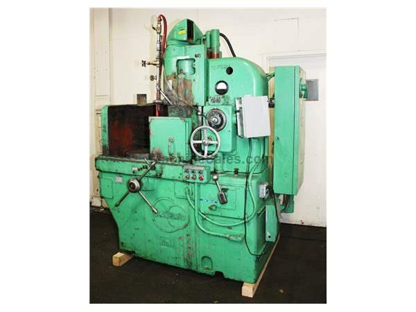 "16"" Chuck 15HP Spindle Blanchard 11-16 ROTARY SURFACE GRINDER, LATER MODEL ""ELECTRO-MATIC II"", WET BASE"