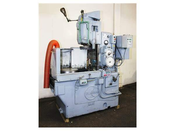"16"" Chuck 15HP Spindle Blanchard 11-16 ROTARY SURFACE GRINDER, LATER MODEL ELECTRO-MATIC, WET BASE"